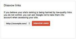 Google-Disavow-links