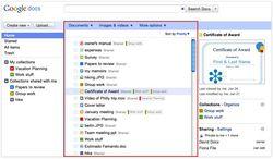 Google-Docs-liste-documents