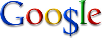 Google dollar sign