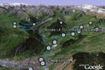 Google Earth - Tour de France