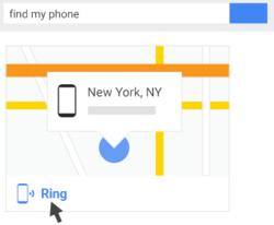 Google-find-my-phone