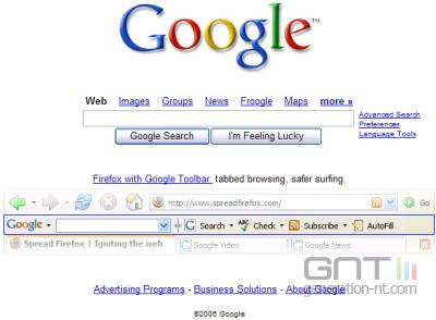 Google firefox