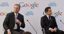 Google-France-siege-sarkozy-schmidt