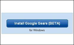 Google gears beta