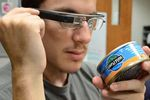 Google glass aveugles