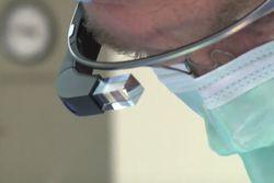 google glass chirurgie