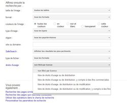 Google-Images-licences