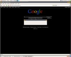 google irlande noir black GooGle 1 1