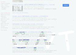 Google-Let-It-Snow