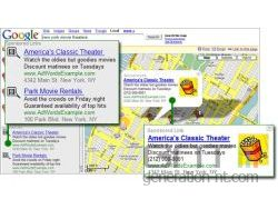 Google local business ads small