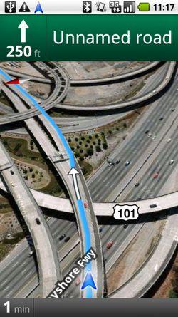 Google Maps Navigation 04