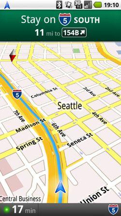 Google Maps Navigation 07