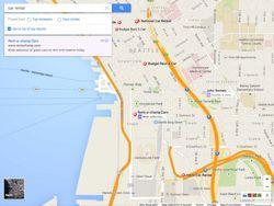 google maps nouveauté
