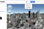 Google Maps recherche vocale