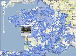 Google-maps-street-view-france