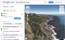 Google-maps-vue-helicoptere