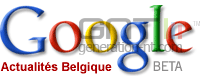 Google news belgique beta png