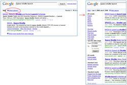 Google-options