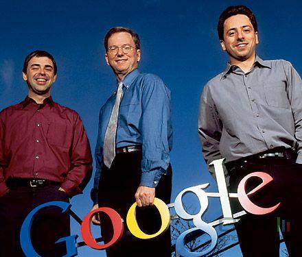 Google page schmidt brin jpg