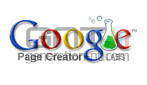 Google pages creator png
