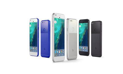 Google Pixel coloris