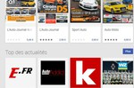 Google play kiosque