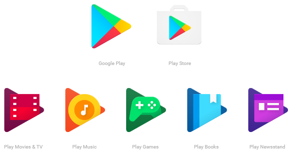 Google-Play-nouvelles-icones