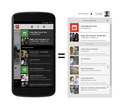 Google+-notifications