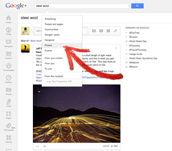 Google+-photosearch