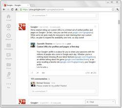 Google+-URL-personnalisee