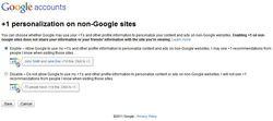 Google+1-personnalisation