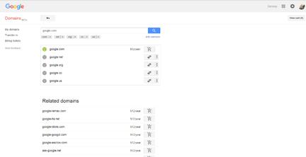 Google rachat