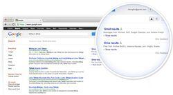Google-recherche-integration-gmail-drive