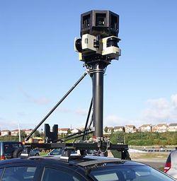 Google Street View - Appareil