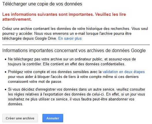 Google-telecharger-historique-recherches-avertissement