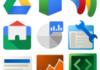 Google Things : un pack d'icônes de Google