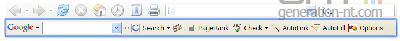 Google toolbar firefox 1
