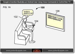 Google TV commandes vocales 1