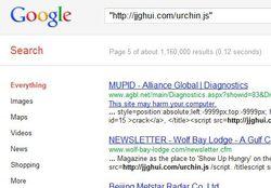 Google-urchin.js