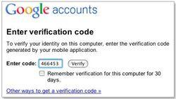 Google-verification-compte