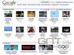 Google video france small