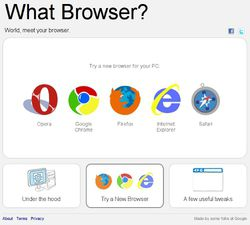 Google-What-Browser
