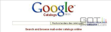 Googlecatalogs
