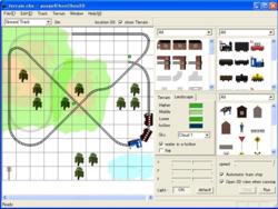googol-choo-choo 3D screen 2