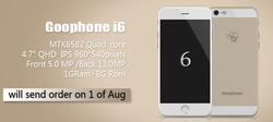 Goophone i6