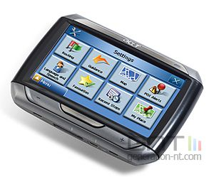 Gps acer serie p600