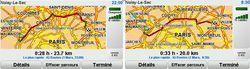 GPS PND TomTom IQ Routes