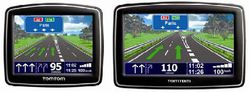 GPS PND TomTom ONE XL IQ Routes