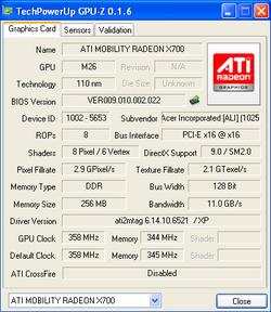 GPU Z 0.1.6