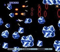 Gradius II : Gofer no Yabô - 1